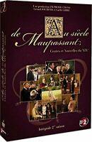 Au siecle de Maupassant - Contes et Nouvelles du XIXe - Saison 2 // DVD NEUF