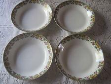 Four Limoges Soup/Salad Bowls - Made For Jordan Marsh