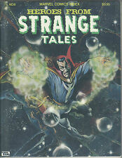 Marvel Comics Index #6-Strange Tales