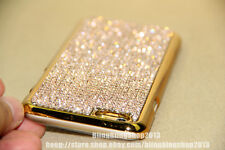 Hot Bling Austria Diamond Crystal Diamond Case Cover For iPhone 6 Plus Gold