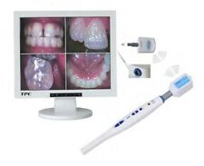 "TPC Dental Products 17"" LCD Multimedia Monitor WIRELESS Camera Combo AIC3IN1WL"