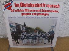 Im Gleichschritt marsch - 24 beleibte Märsche und Soldatenlieder