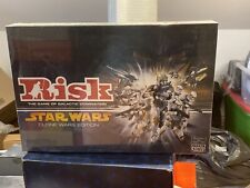 Brand New Risk Star Wars Clone Wars Edition, Still In Factory Wrapping.
