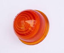 Lucas L594 Amber Glass Lens, 57H5520, 576108, Classic Mini, Austin etc