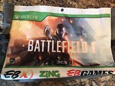 RARE PROMO XBox One  Battlefield 1/Gears Of War 4 Promo Press Messenger Bag NEW