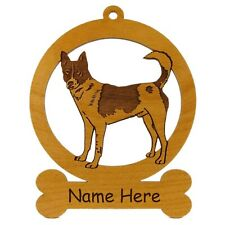 Canaan Dog Ornament 082061 Personalized With Your Dog's Name