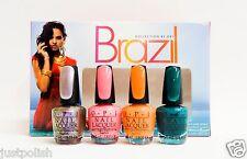 OPI Nail Polish MINI Brazil Spring/Summer 2014 Copaca Babies 4ct/pk SALE!!!!