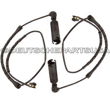 REAR BRAKE PAD WEAR SENSOR INDICATOR SET 34351165580 for BMW X5 E53
