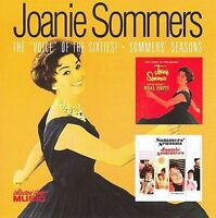 Voice of the Sixties/Sommer's Season by Joanie Sommers (CD, Nov-2008, Collectors