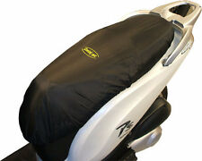 Scooter/mopedmotorbike/motorcycle Cubierta De Asiento Impermeable Lluvia Protector Vespa