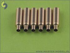 """P 40 E-N KITTYHAWK/WARHAWK 0.5"""" BROWNING BARRELS (x6 PCS) 1/48 MASTER"""