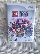 Rock Band Lego Neuf ( Nintendo Wii )