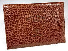 FRANCK MULLER Leather Master Complications Folder CERTIFICATE HOLDER Casablanca