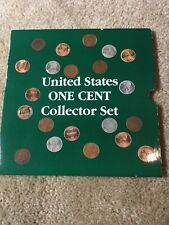 United States One Cent Collectors Set