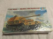 Trumpeter 1:72 Sd.Kfz.184 Ferdinand Model 07205