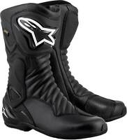 Alpinestars SMX-6 V2 Gore-Tex Boots - Motorcycle Street Bike Riding Waterproof