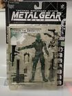 Metal Gear Solid Solid Snake Stealth Camo Clear Variant McFarlane Toys New