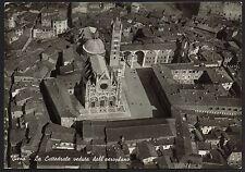 AD2039 Siena - Città - La Cattedrale veduta dall'aeroplano