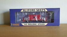 More details for bluford shops 34430 ho transfer caboose short roof bn patched ex gn #11471