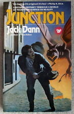 Junction by Jack Dann PB 1st Dell 14416 - I won't be a figment of your dream