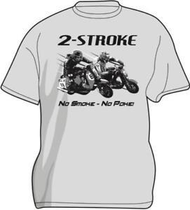 MENS SCOOTER RACING T SHIRT GP, VESPA, 2 STROKE, SCOOTERBOY, MOD, CLASSIC