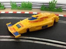 Scalextric Spares Ferrari 312 Yellow High tech  C124 Body / Shell