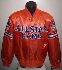 2013 MLB ALL STAR GAME STARTER Jacket ORANGE with BLUE Trim M, L, XL