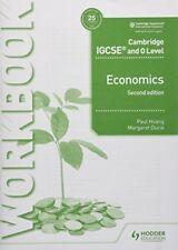 Cambridge IGCSE and o Level Economics Workbook 2nd Edition-Margaret Ducie, Paul