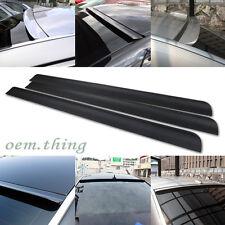 FOR Nissan Teana J32 Rear Window Roof Lip Spoiler 12 Unpainted PUF