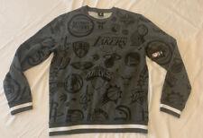 NBA All Teams Crew Neck Sweatshirt Brand New Mens Medium RARE