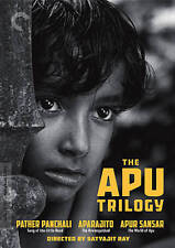Apu Trilogy DVD - Free Shipping