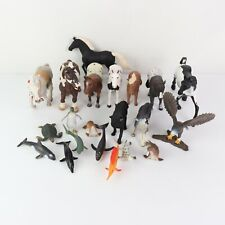 Schleich Horses And Other Brand Animals Lot