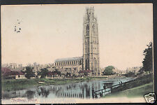Lincolnshire Postcard - The Stump, Boston    RS109