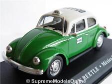 VOLKSWAGEN Escarabajo 1985 Mexico Taxi Coche Modelo 1/43RD escala clásico tipo Y0675J ^ * ^