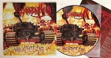 Warbringer - War Without End - 2008 Limited Edition Picture Disc (NM) Rare Metal