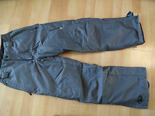 UNLICENSED Climate Skihose grau Gr. 152 TOP SH415