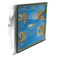 SPEEDI-BOOT SBH-12128 SRA Vent Boot Hanger,Sq to Rnd,12 x 12,Dia 8