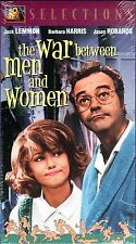 The War Between Men And Women~Jack Lemmon~BRAND NEW VHS~Fast 1st Class Mail