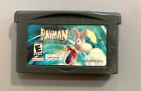 RAYMAN Advance Nintendo Gameboy Advance GBA Game - Tested & Working!