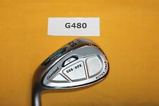 Cleveland RTX 588 Rotex Chrome 52º Wedge 10º Bounce Steel G480 NEW LH