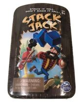 Stack Jack Family Game By Spin Master Factory Sealed New