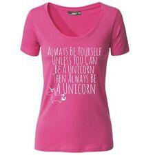 Einhorn Kurzarm Damen-T-Shirts