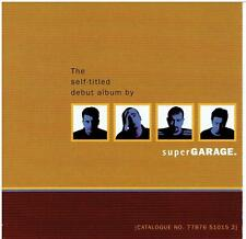 Supergarage – The Self-titled Debut Album By Supergarage