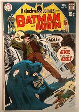 Detective Comics #394 (DC 1969) FN+ Neal Adams Cover Art!