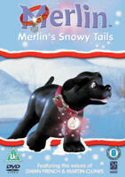Merlin The Magical Puppy: Merlin's Snowy Tails (DVD 2009) -