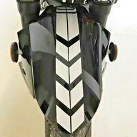 2x Sportstreifen Rennstreifen Aufkleber Sticker Racing Motorrad Auto Rennsport