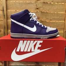 Nike Dunk High Purple x Gray UK 7.5
