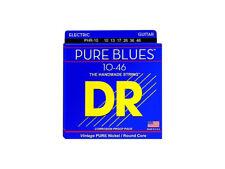 DR STRINGS PHR-10 Pure Blues Muta di corde per chitarra elettrica 010-046