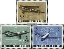 Austria 1262-1264 (edición completa) nuevo 1968 Correo aéreo-edición