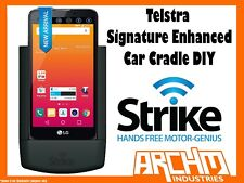 STRIKE ALPHA TELSTRA SIGNATURE ENHANCED CAR CRADLE DIY - BUILT-IN FAST CHARGER